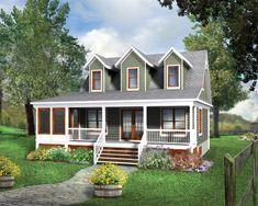 Plan 25-4748 - Houseplans.com