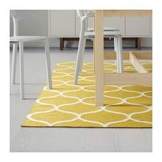 IKEA STOCKHOLM rug, flatwoven Easy to vacuum thanks to its flat surface.£160