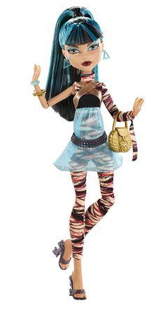 Cleo de Nile I <3 Fashion Monster High Doll