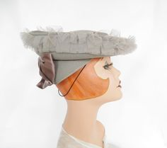 by TheVintageHatShop on Etsy