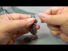 Tila Beaded Bracelet with Twin and Rizzo Beads ~ Seed Bead Tutorials