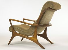 Contour High Back Lounge ChairModel - 175D