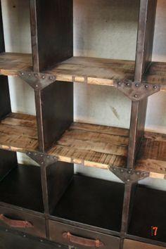 Dresser Industrial: Industrial Furniture Dining