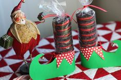 Gift Idea Neighborly Elves from Taffy Talk