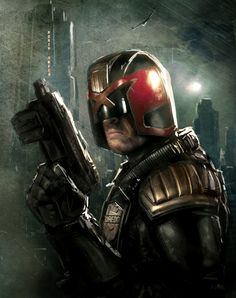 Karl Urban Says There Is Still Hope for DREDD 2!