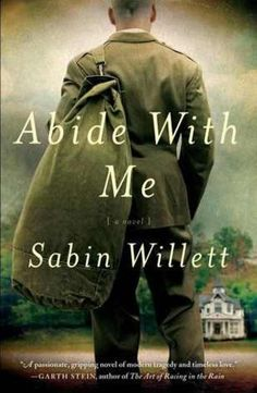 Abide With Me by Sabin Willett - Best Books for Beach Reading 2013 | Inspired by Wuthering Heights