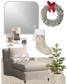 Elegant Christmas Decor, Whimsical Christmas, Vintage Christmas, Christmas Decorations, Cabin Christmas, Plaid Christmas, Minimalist Mirrors, Minimalist Christmas, Christmas Fashion
