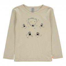 Bear T-shirt Beige