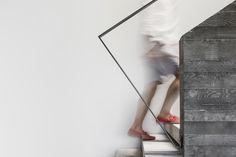 Gallery of Black Concrete: How Attilio Panzeri Creates Contrast with a Specialized Recipe - 31