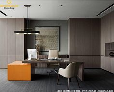 ✔ Office Room For Two Layout – Modern Corporate Office Design Corporate Office Design, Office Interior Design, Office Interiors, Modern Interior, Interior Styling, Modern Luxury, Stylish Bedroom, Modern Bedroom, Bedroom Decor