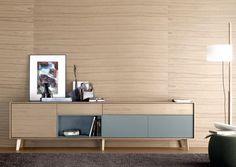 La marca Española Treku presenta su nueva colección Aura, una serie muy versátil de aparadores y muebles modulares con un aire retro-nórdico muy actual diseñada por Ángel Martí y Enrique Delamo. Co…