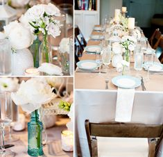 Elegant & Lush Vintage Bloom Baby Shower // Hostess with the Mostess®