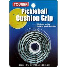 Tourna Pickleball Cushion Grip, 1-Pack, Black