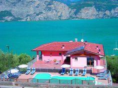 Hotel Residence Panoramica – Brenzone sul Garda for information: Gardalake.com