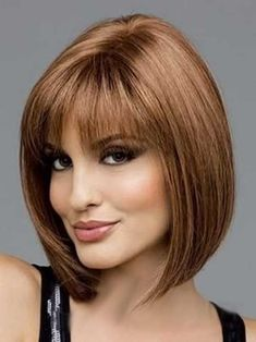 Image result for dark strawberry blonde bob hairstyle