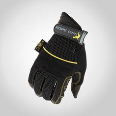 266f2258f661 Byxa Dam Elinord 420 Yrkesbyxa Vit-Grå. Handskar Dirty Rigger Rope Ops