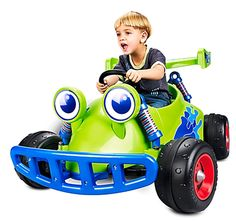 Outdoor toys for kids: Toy Story RC Ride On Vehicle