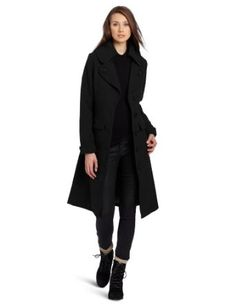 Spiewak Women's Liscome Bay Coat, Black Solid, Small Spiewak. $126.50