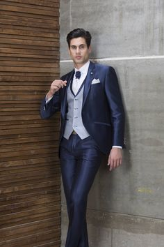 Best Smart Casual Outfits, Hot Outfits, Suit Fashion, Fashion Outfits, Men Formal, Formal Wear, Designer Suits For Men, Costume, Latest Mens Fashion