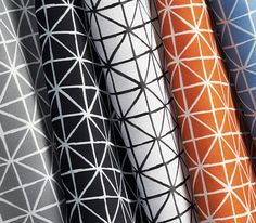 Arc-Com Fabrics' Grid upholstery comes in various shades.
