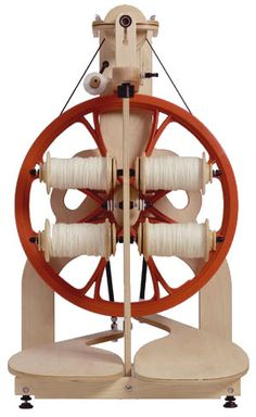 Review of the Schacht Ladybug- One Spinner's Opinion by Many R. Singer.