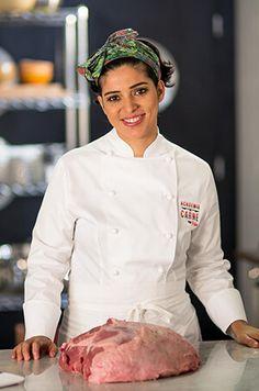 Ana Luiza Trajano por Academia da carne Friboi