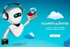 Portal Terra adota biblioteca digital 'Nuvem de Livros'