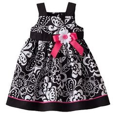 How stinkin' cute! My Baby Girl, Girly Girl, Cute Dresses, Girls Dresses, Kids Outfits, Cute Outfits, Baby Kids Clothes, Kids Clothing, Kid Styles