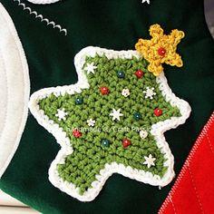 Ravelry: Christmas Ornaments pattern by Joanne Loh