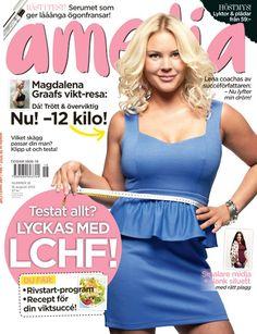 amelia nummer 18 2012 Amelia, Cover, Gera