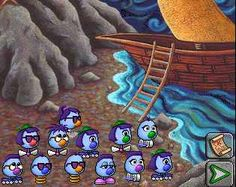 The Zoombinis were a HUGE favourite of @Peggy Harrill and me.  I don't know what happened to our disc, but we used to LOVE playing it.