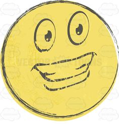 Handsome Smiling Faded Yellow Rough Sketched Smiley Face Emoticon, With Hollywood Smile #cheerful #computer #content #damaged #dapper #distressed #emotion #expression #eyes #face #faded #feeling #friendly #goodlooking #grainy #grunge #happy #icon #joyful #manly #mood #mouth #PDF #rough #rustic #smiley #smiling #teeth #textured #vectorgraphics #vectors #vectortoons #vectortoons.com #worn