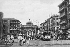 Round temple sandhurst road ; Old Bombay ; India