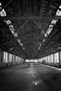 Another Addition To The Industrial Skylight Fetish Collection by Angela Anderson-Cobb, via Flickr
