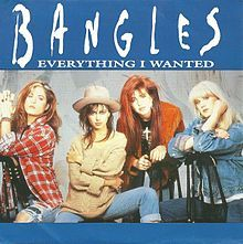 Everything I Wanted (The Bangles song) - Wikipedia, the free encyclopedia