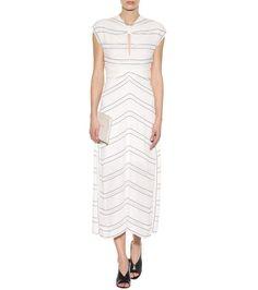 Proenza Schouler - Striped dress   mytheresa.com
