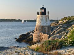 Overall Rating: 80.333A short drive from Boston, charming Newport is fabled for its historic mansions and sailboat-speckled coastline. Combine both by walking the Newport Cliff Walk, which takes you along the shore past impressive mansions, and satisfy your appetite at the White Horse, the county's oldest tavern. Book well in advance of the summer's biggest draws, the Newport Jazz Festival and the Newport Folk Festival.