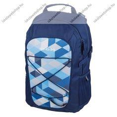 Herlitz Be.bag Fellow Hátizsák, BlueCheck- Herlitz , Kiváló minőségű be.bag FELLOW iskolai hátizsák, általános iskolásoknak és középiskolásoknak egyaránt ajánljuk! Termékleírás: - Kiváló minőségű be.bag FELLOW iskolai hátizsák. - Mérete: 34x45x20 cm. - Űrtartalom: kb. 23 liter. - Hatalmas tárolórekesszel, mely két részre osztva biztosítja a nehéz tartalom rendszerezett elhelyezését. - Laptoptartó rekeszel rendelkezik. - Tágas első rendszerező rekesszel a mobiltelenfon, pénztárca és egyéb…