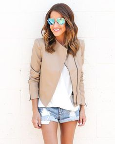 Going Far Jacket - Khaki