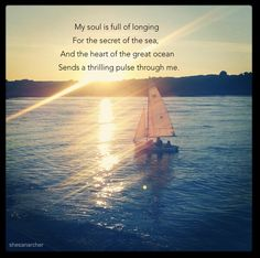 Quotes About Sailing And Life Enchanting Inspirational Sailing Quote  Quotes  Pinterest  Inspirational