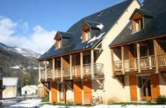 Résidence Eterle Village (Luz Saint Sauveur) Stations De Ski, Saint Sauveur, Skiing, Cabin, House Styles, Home Decor, Ski, Decoration Home, Room Decor
