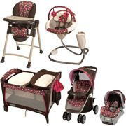 Minus The Carseat And Stroller I Want This Set Graco