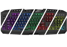 Sharkoon announces the upgraded Skiller PRO+ gaming keyboard - http://vr-zone.com/articles/sharkoon-announces-upgraded-skiller-pro-gaming-keyboard/100540.html