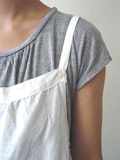 Layered Camisole Pattern