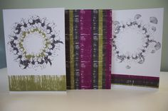 Ring a Ring of Hedgerows Card 2 - Day Dream Hedgerows
