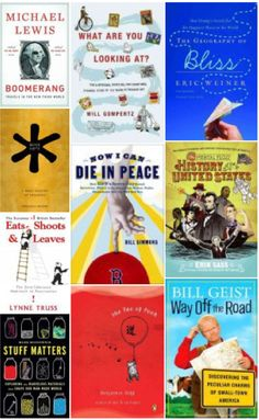 Nonfiction Can Be Fun: 10 LOL Titles About Serious Subjects. | I almost fell off my chair last week when a friend told me he never reads nonfiction because it was boring and no fun. As I madly started listing nonfiction books that I had enjoyed, he held up his hands. He liked to learn things, he explained, but couldn't stand being bored by dry dissertations. He asked if I could come up with ten books that were instructional and fun. You betcha!