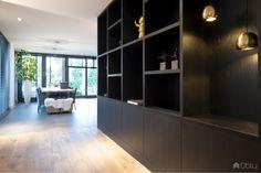 Wandkast op maat | Stefan Martens maatwerk in interieur | OBLY.com