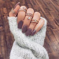Cute Acrylic Nails Art Design 19