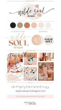 Business Branding, Logo Branding, Business Card Design, Branding Design, Logos, Branding Ideas, Brand Identity, Soul Design, Web Design