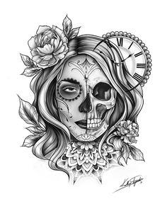 create a UNIQUE tattoo design by kalliopilyviaki